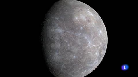 Mercurio espera a BepiColombo