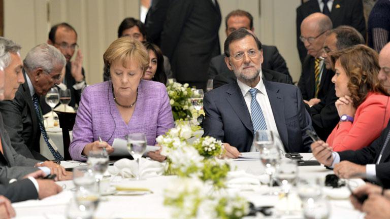 Informe Semanal: Merkel en España
