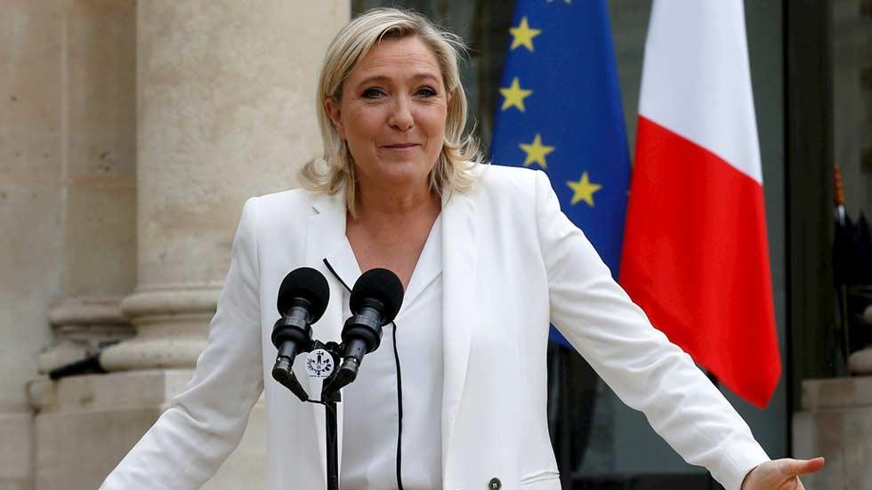 Merkel respeta la decisión de los británicos y Marie Le Pen pide un referéndum para Francia