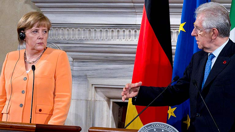 Merkel: los acuerdos del último Consejo Europeo se tomaron por unanimidad
