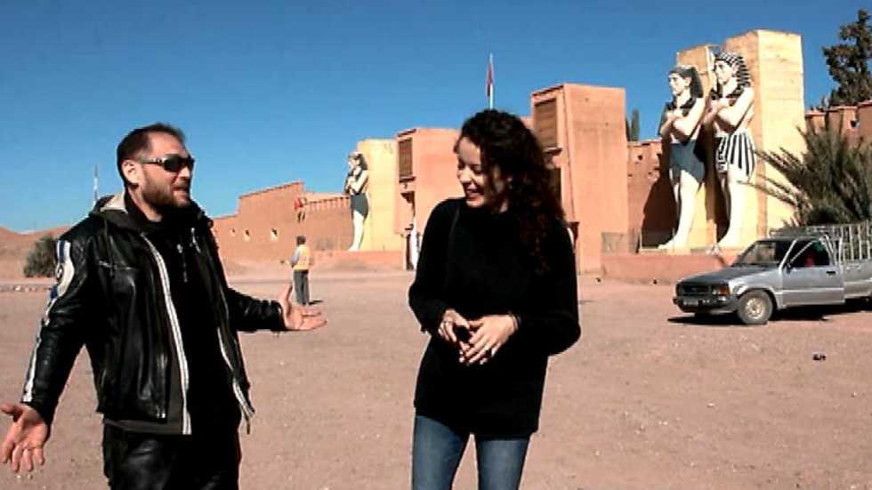 Diario de un nómada - De Merzouga a Ouarzazate