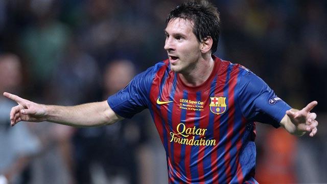 Messi adelanta al Barça (1-0)