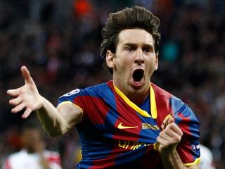 Messi adelanta al Barcelona (1-2)