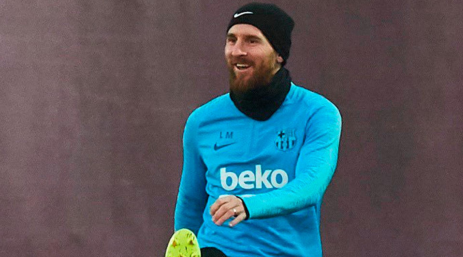 Messi y Dembélé vuelven a la convocatoria del Barça