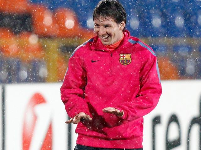 Messi se calzará sus botas