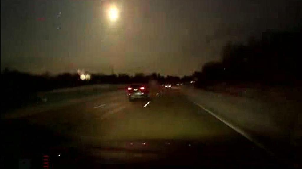 Un meteorito provoca un terremoto de magnitud 2 en Michigan (Estados Unidos)