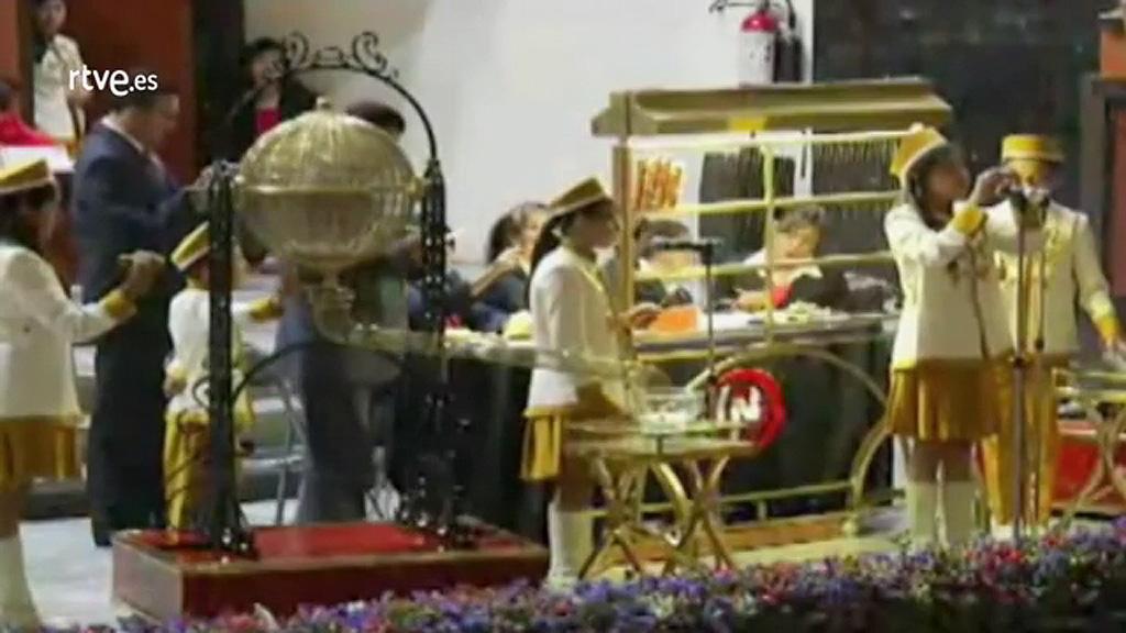 México también tiene un 'Gordo' de la Lotería de Navidad aunque más delgado que el español