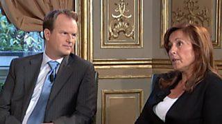 Conversatorios en Casa de América - Michael Francis y Consuelo Naranjo