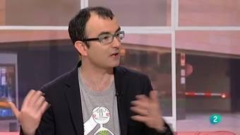 Para todos La 2 - Entrevista: Rafael SantAndreu - El miedo a hablar en público