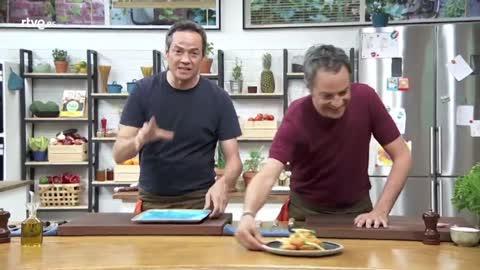 Torres en la cocina - Migas