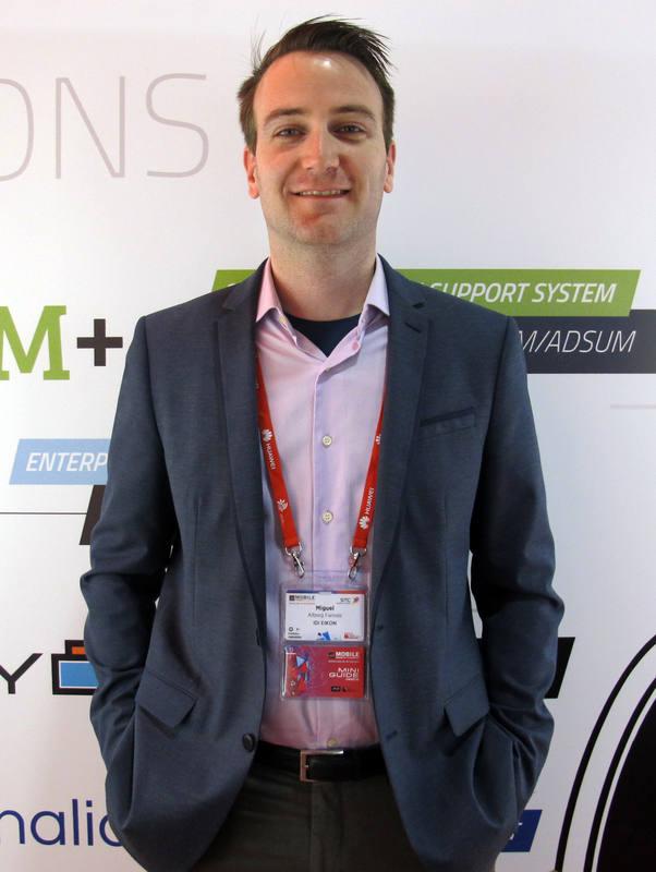 Miguel Alborg, responsable de Idi Eikon.