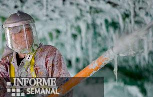 Informe Semanal - Barceló habla de su trabajo para la cúpula de la sede de la ONU en Ginebra