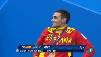 Para Todos La 2 - Entrevista: Miguel Luque, nadador