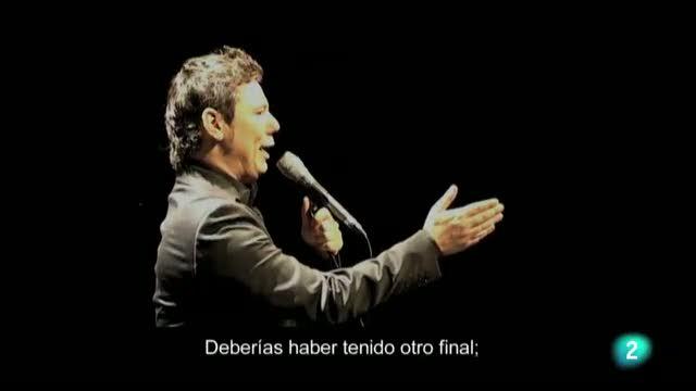 Imprescindibles - Brossa, poeta transitable - Miguel Poveda musicaliza uno de los poemas más duros, 'Final', de Joan Brossa