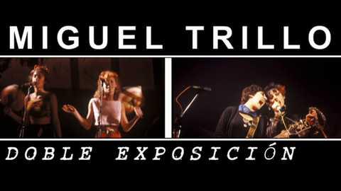 Metrópolis - Miguel Trillo. Doble exposición