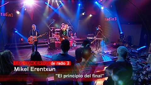 Los conciertos de Radio 3 - Mikel Erentxun