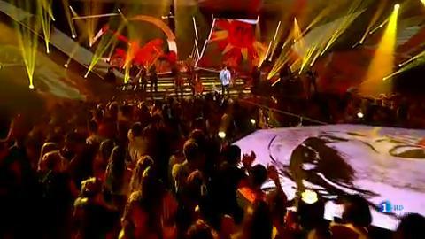 OT 2018 - Miki canta 'Prefiero'