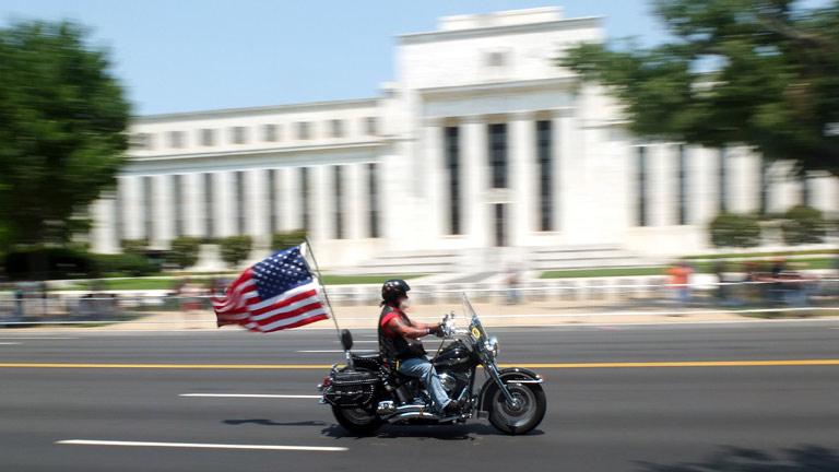 Miles de motoristas se congregan en Washington para recordar a los caídos