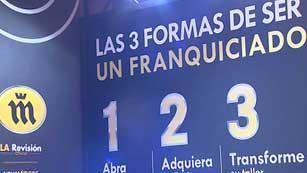 """Miles de personas han visitado en Madrid """"Expofranquicia"""""""