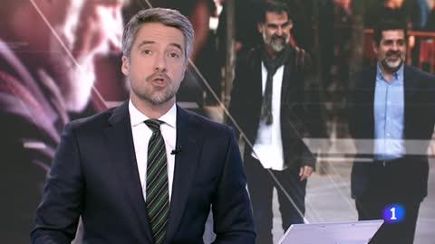 Miles de personas se concentran en Barcelona para pedir la libertad de los 'Jordis' un año después