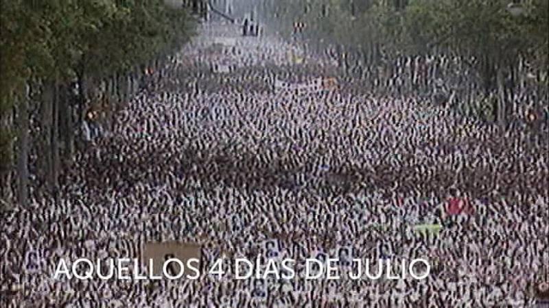 Millones de manos blancas