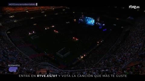 OT Bernabéu - Mimi canta 'A-YO'