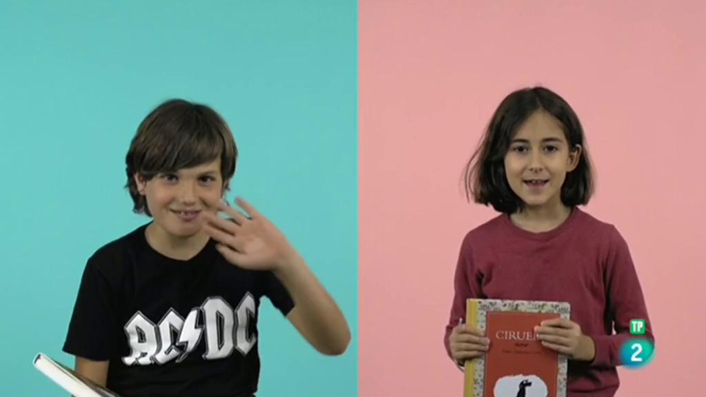 Página Dos - Mini club - Miguel, Stella y Anna