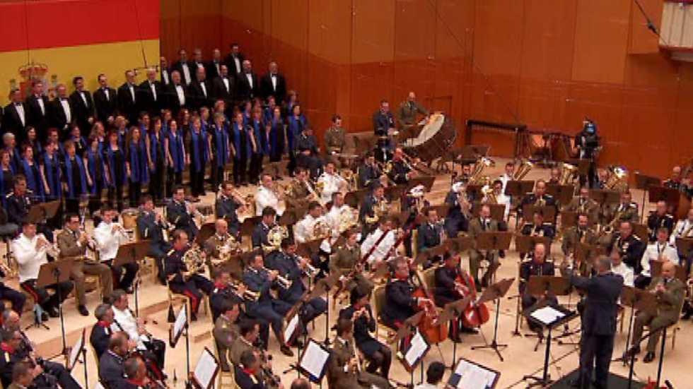 Los conciertos de La 2 - Ministerio de Defensa (parte 2ª)