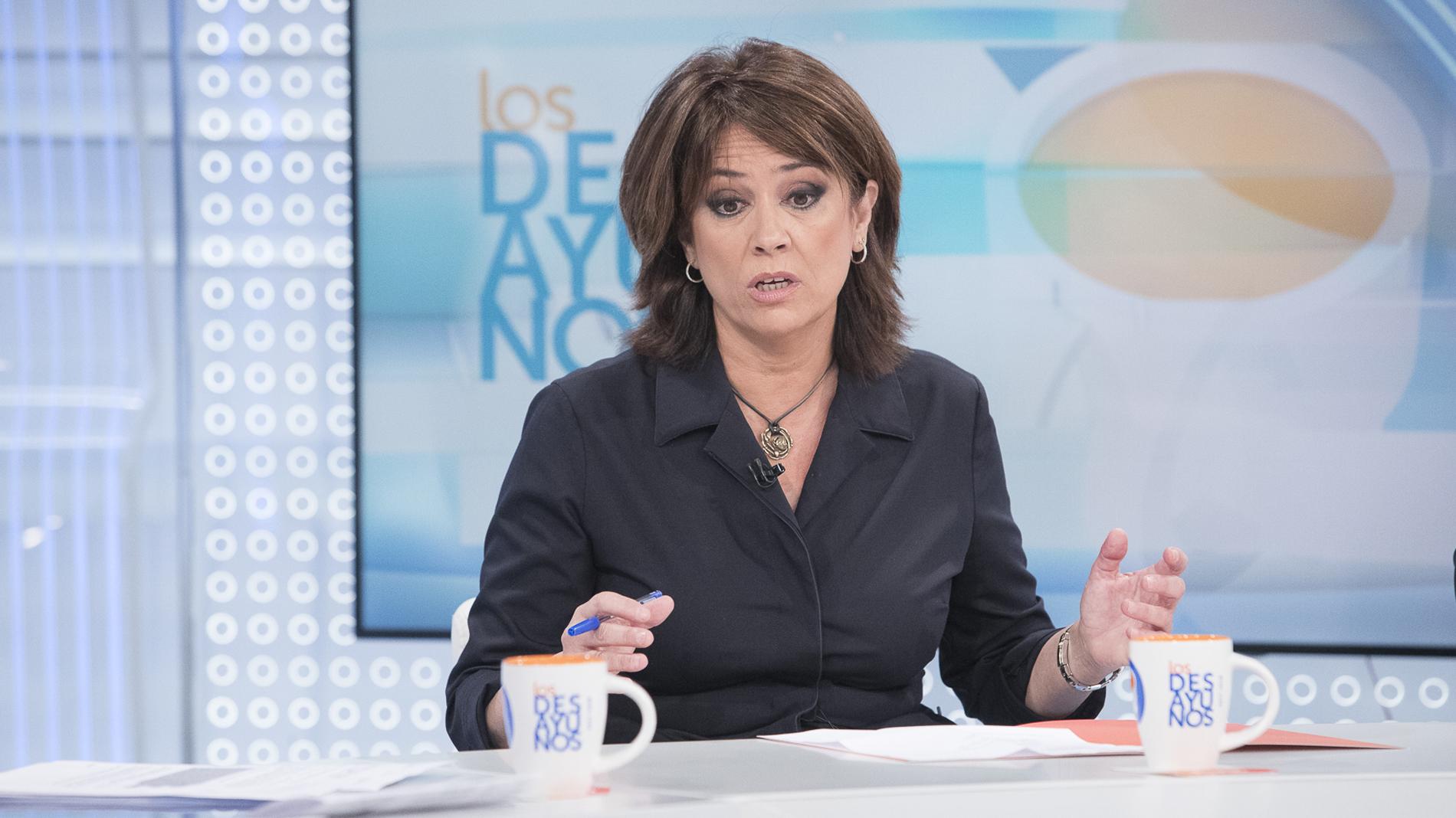 """La ministra de Justicia valora """"rapidez"""" con la que Huerta asumió su responsabilidad por el escándalo de fraude fiscal"""