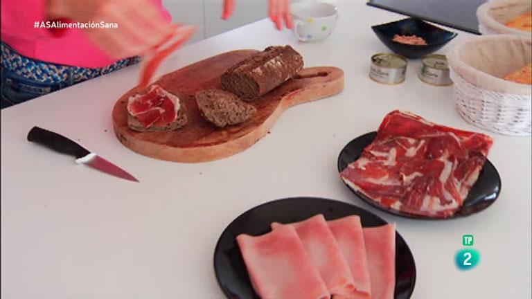 La Aventura del Saber. TVE. Minuto gastronómico. El pan