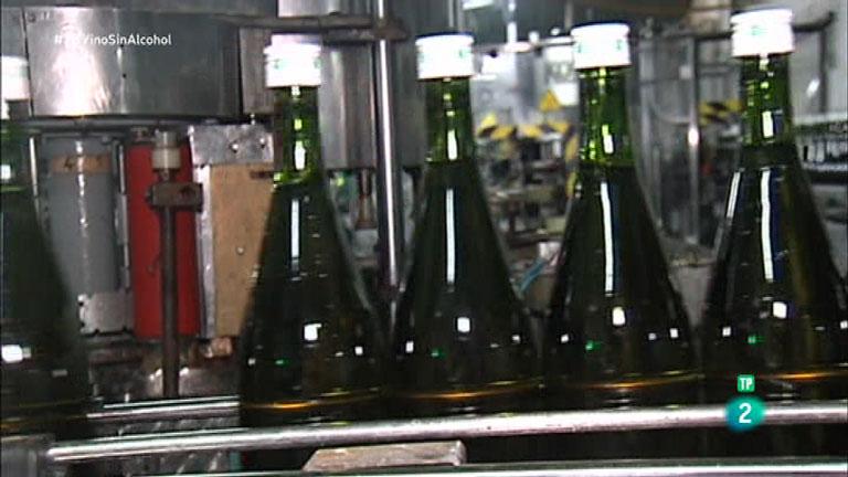 La Aventura del Saber. TVE. Minuto gastronómico: Los vinos sin alcohol