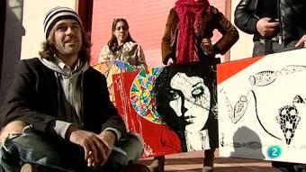 Miradas 2 - La Walking Gallery de Jose Puig