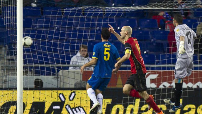 El Mirandés confía en la remontada ante el Espanyol