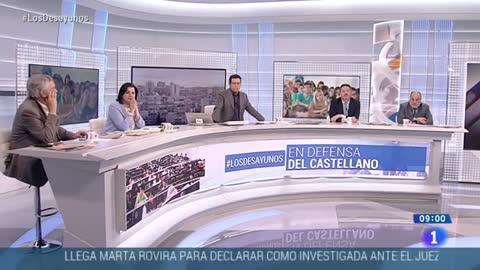 """Mireia Boya (CUP): """"Nuestro candidato es Carles Puigdemont, por ahora"""""""