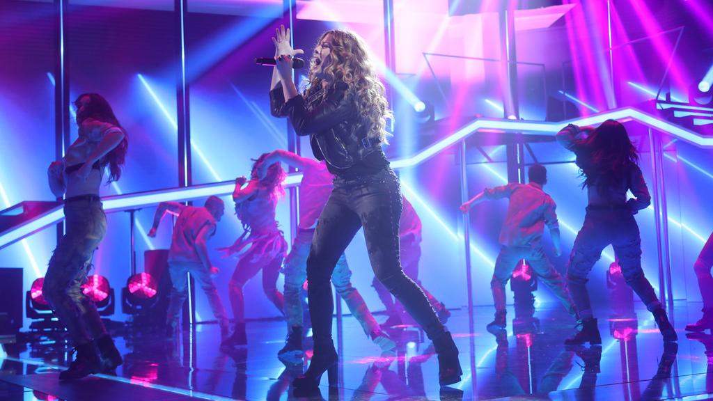 Operación Triunfo - Miriam canta 'What about us' de Pink en la Gala 11 de OT