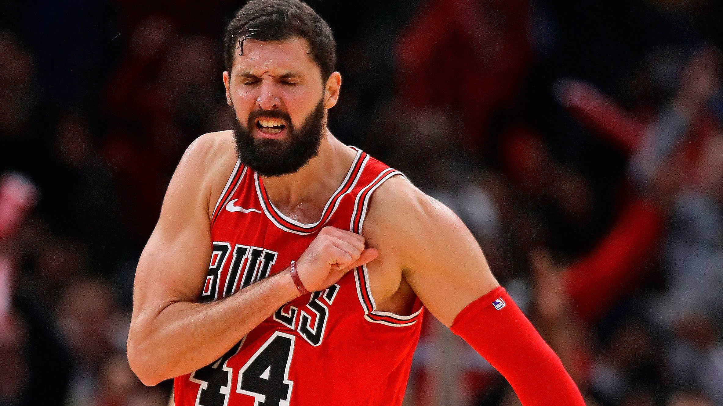 Mirotic lidera a los Bulls y Pau controla el rebote de los Spurs