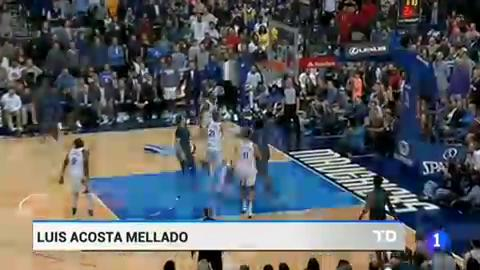 Mirotic se lleva el duelo ante Juancho en una noche en la que también destacaron Rubio e Ibaka