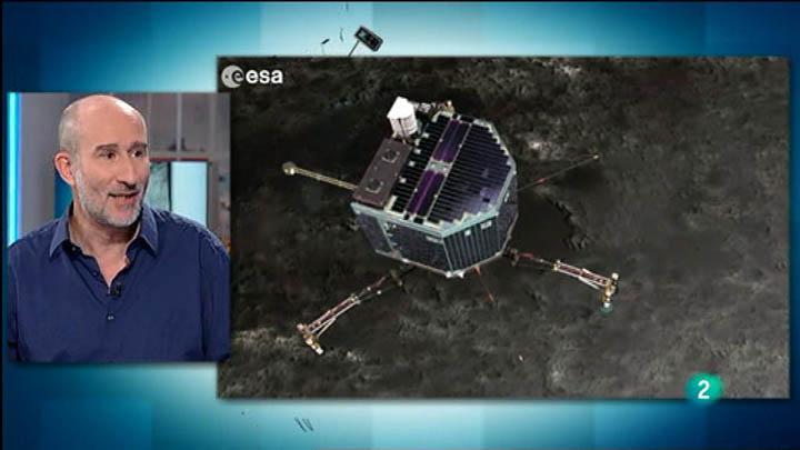 Para Todos La 2 - Ciencia - La misión Rossetta