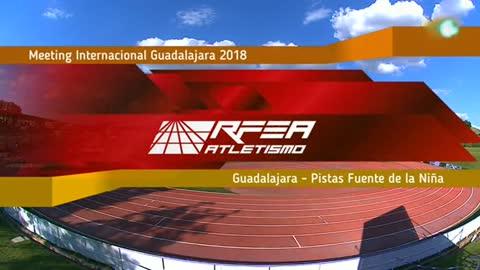 Atletismo - Mitin de Guadalajara 2018 (1)
