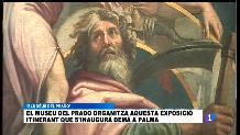 La mitologia clàssica del Prado, a Palma