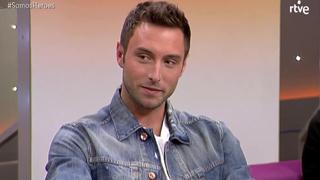 Eurovisión 2015 - Måns Zelmerlöw visita RTVE.es