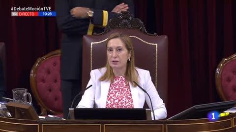 Especial informativo - Debate de la moción de censura del PSOE a Rajoy (8)