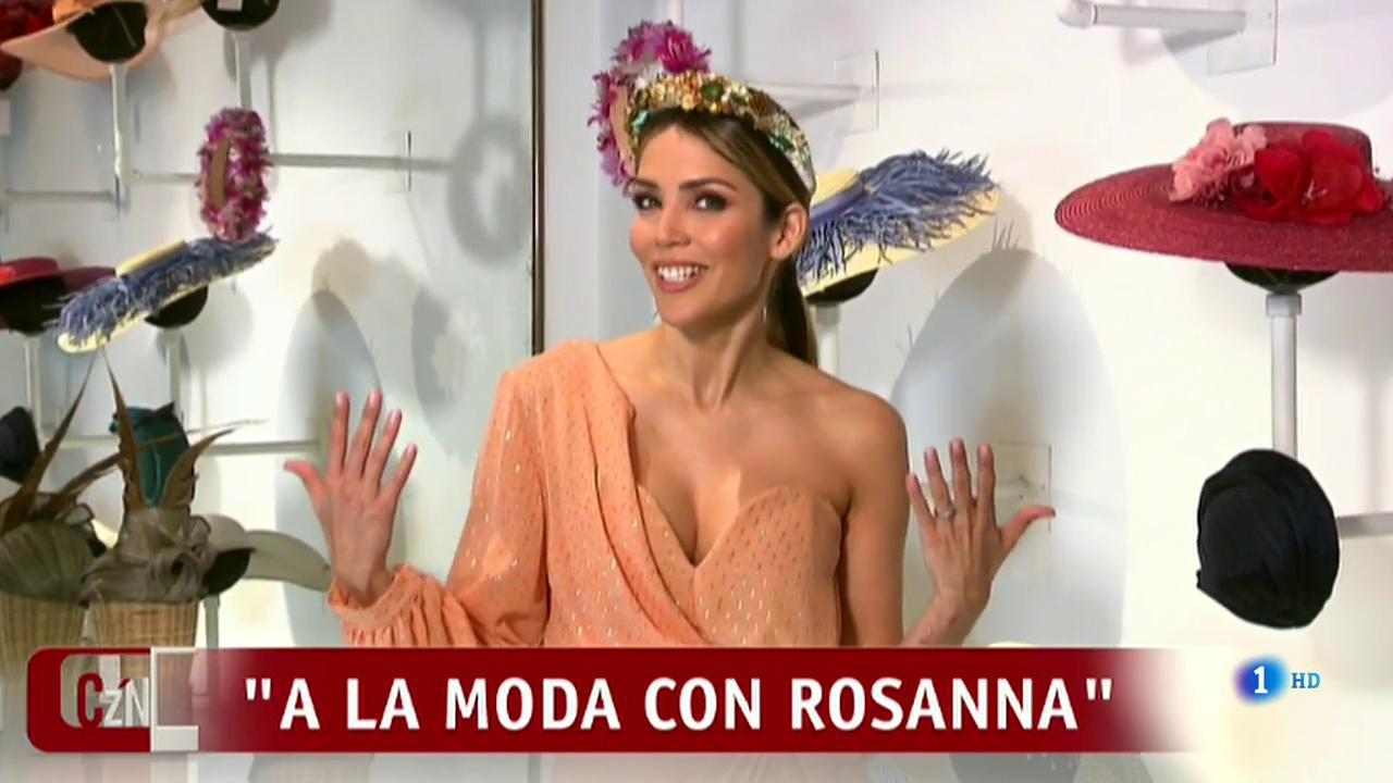 Corazón - A la moda con Rosanna: ¿Cómo escoger un buen tocado?