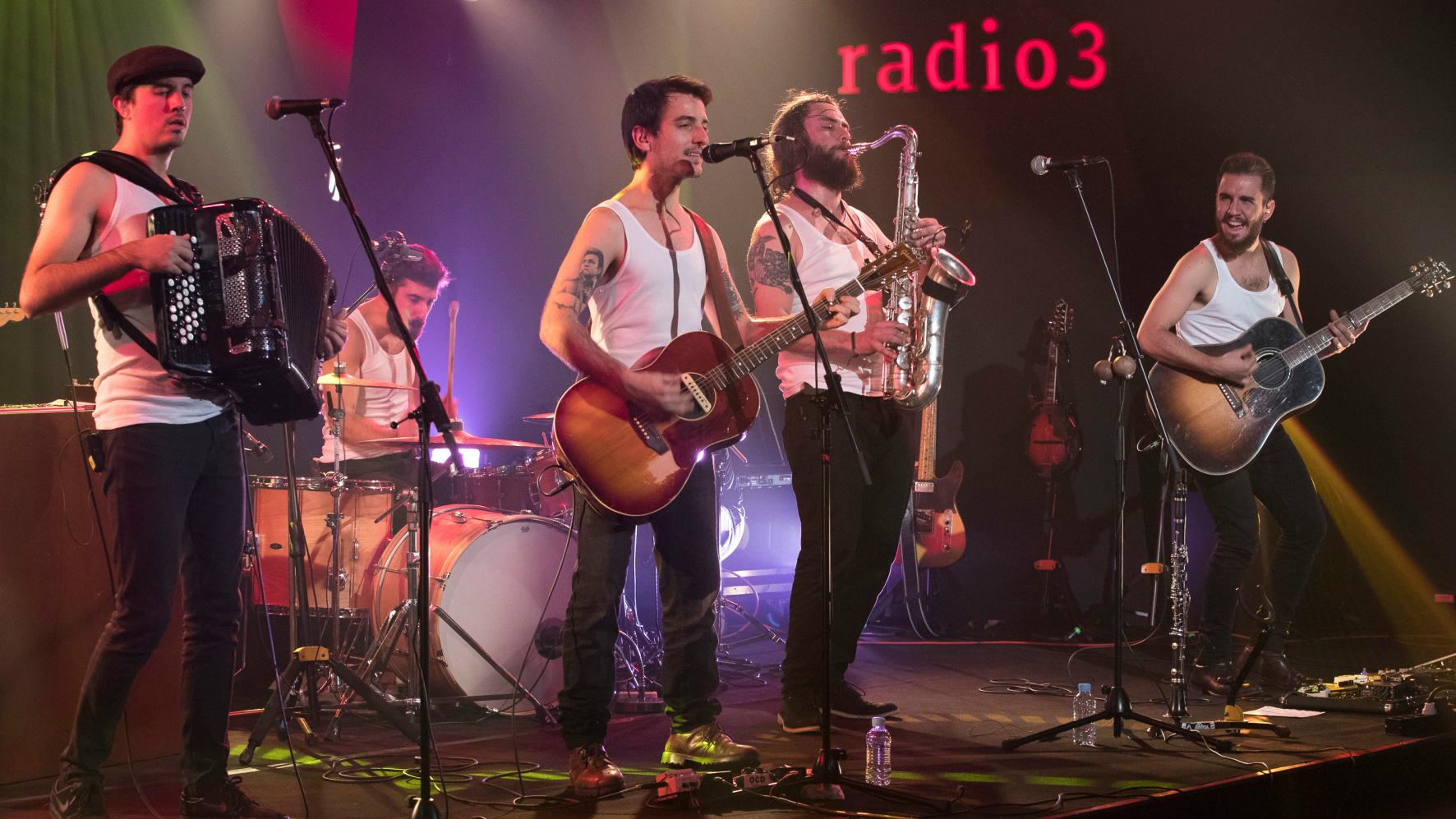 Los conciertos de Radio 3 - La M.O.D.A.
