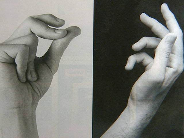 discreto masaje trabajo de mano