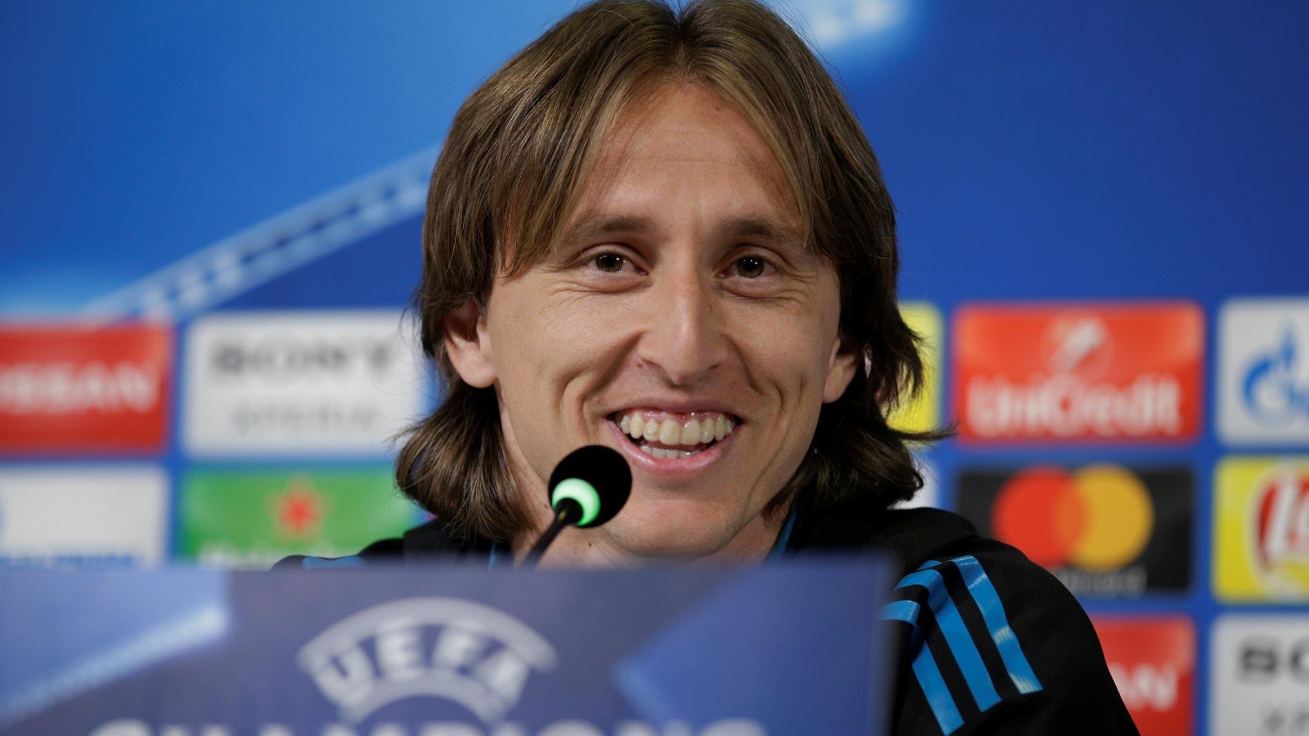 """Modric: """"Con Cristiano así tenemos más opciones de pasar esta eliminatoria"""""""