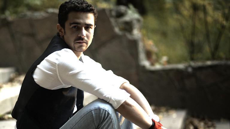 """Eurovisión 2012 - Pasha Parfeny representa a Moldavia en Eurovisión 2012 con la canción """"Lautar"""""""