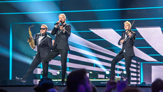 Eurovisión 2017 - Moldavia: Sunstroke Project canta 'Hey Mamma!'