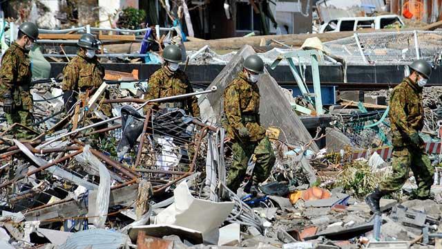 On Off: Momentos después del terremoto