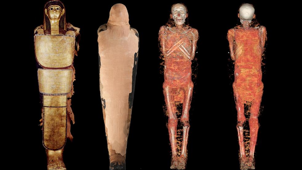 Las momias visitan el hospital: Así arranca el documental 'Autopsia, la historia secreta de las momias'